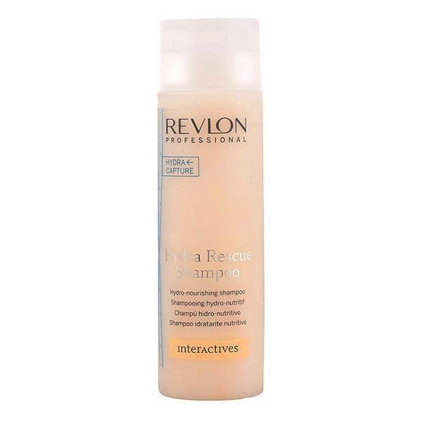 Revlon - HYDRA CAPTURE rescue shampoo 250 ml-Universal Store London™