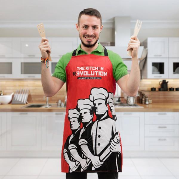 Revolution Apron-Universal Store London™