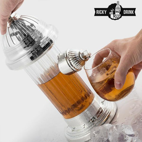 Ricky Drink Fire Beverage Dispenser-Universal Store London™