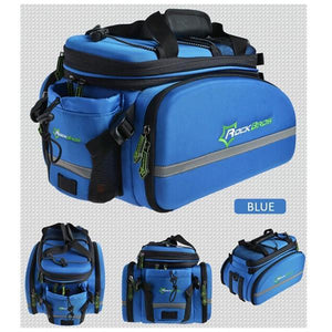 ROCKBROS Multifunction Cycling Rack Bag Pannier Handbag Haversack-Universal Store London™