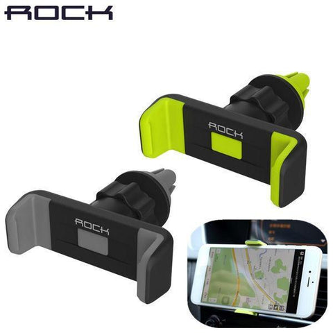 Image of ROCK® Universal Car Air Vent Mount Phone Holder-Universal Store London™