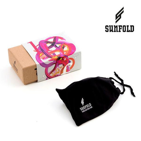 Image of Roll-up sunglasses Sunfold ES2-Universal Store London™