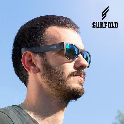 Image of Roll-up sunglasses Sunfold ES3-Universal Store London™