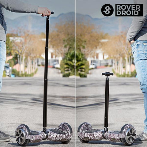 Image of Rover Droid Pro·Rod 720 Electric Scooter Handlebars-Universal Store London™