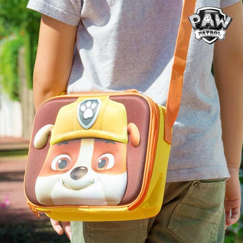 Rubble Thermal Lunch Box Shoulder Bag (Paw Patrol)-Universal Store London™