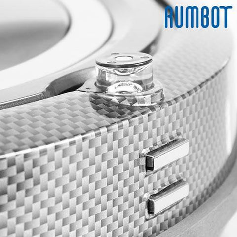 Image of RumBot Superior Robotic Vacuum Cleaner-Universal Store London™