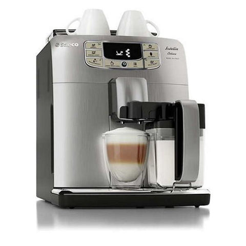 Image of Saeco HD8906/01 Espresso machine 1.5L Stainless steel coffee maker-Universal Store London™