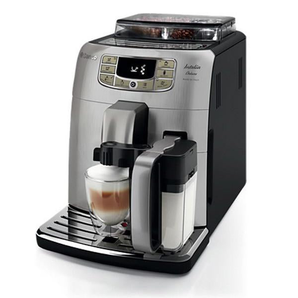 Saeco HD8906/01 Espresso machine 1.5L Stainless steel coffee maker-Universal Store London™