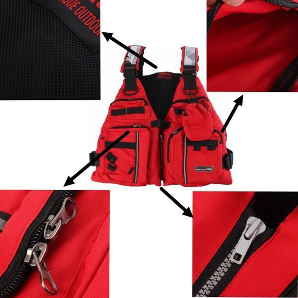 Sailing Fishing Hunting Jacket Vest-Universal Store London™