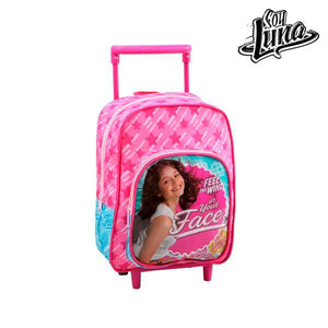 School Rucksack with Wheels Soy Luna 1872-Universal Store London™