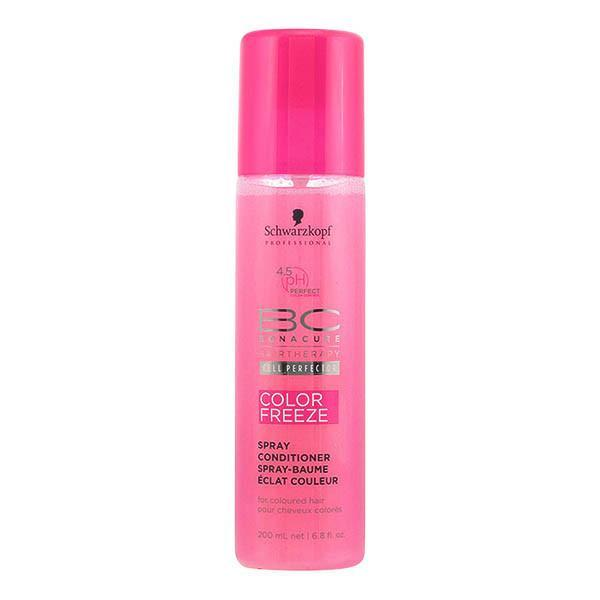 Schwarzkopf - BC COLOR FREEZE spray conditioner 200 ml-Universal Store London™