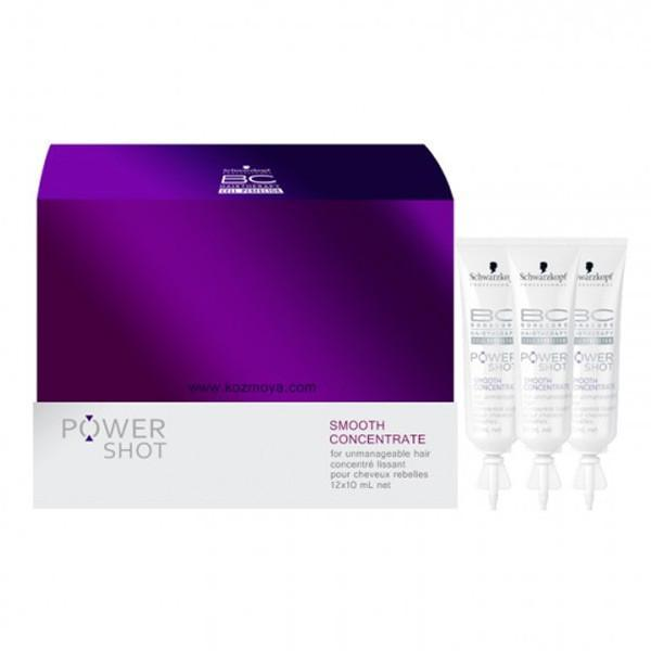 Schwarzkopf - BC POWER SHOT smooth concentrate 12 x 10 ml-Universal Store London™