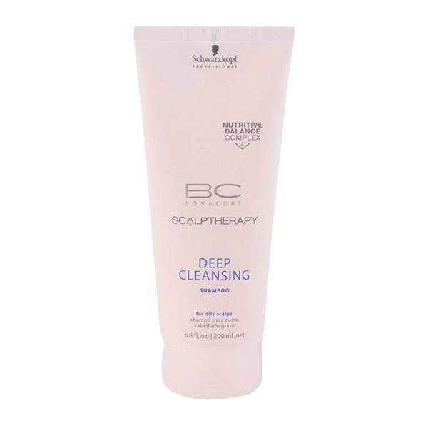 Schwarzkopf - BC SCALP THERAPY deep cleansing shampoo 200 ml-Universal Store London™
