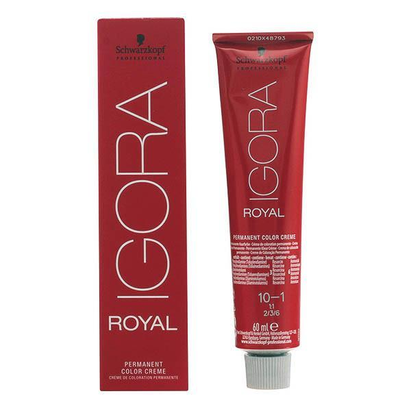 Schwarzkopf - IGORA ROYAL 10-1 60 ml-Universal Store London™