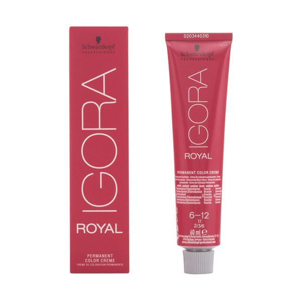 Schwarzkopf - IGORA ROYAL 6-12 60 ml-Universal Store London™