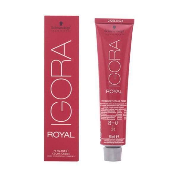 Schwarzkopf - IGORA ROYAL 8-0 60 ml-Universal Store London™