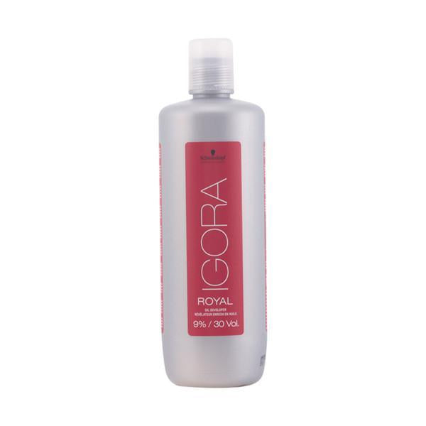 Schwarzkopf - IGORA ROYAL color & care developer 9% 30 VOL 1000 ml-Universal Store London™