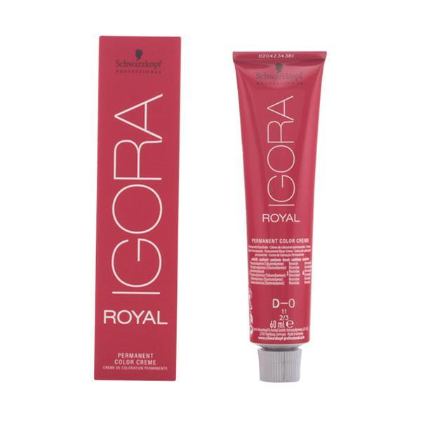 Schwarzkopf - IGORA ROYAL D-0 9½-0 60 ml-Universal Store London™