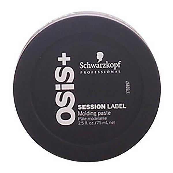 Schwarzkopf - OSIS SESSION LABEL molding paste 75 ml-Universal Store London™
