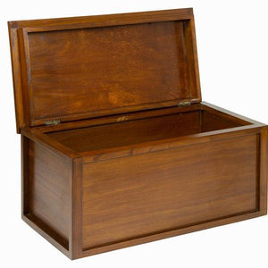 Set of 2 wooden chests - Let's Deco Collection by Craften Wood