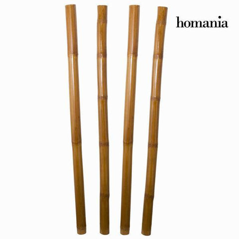 Set of 4 bamboo sticks by Homania-Universal Store London™