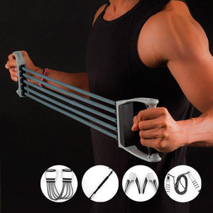 Set of Fitness Accessories (5 pieces)-Universal Store London™