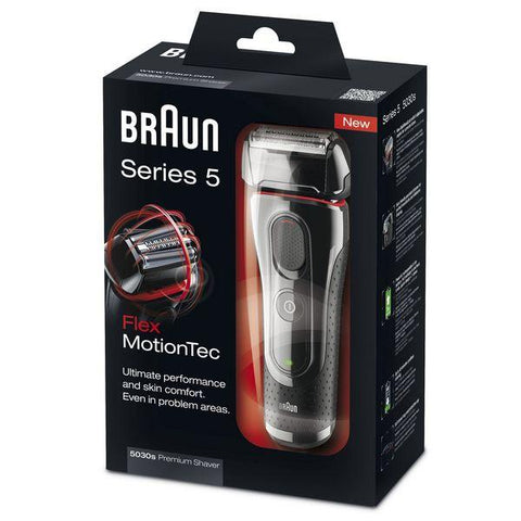 Image of Shaver Braun 5030S-Universal Store London™