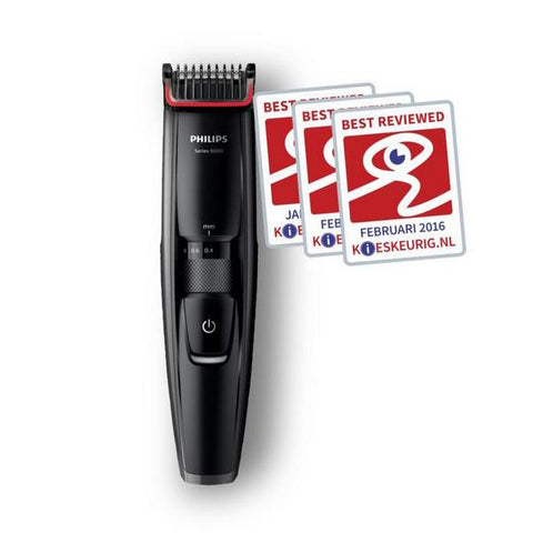 Image of Shaver Philips BT5200/16 Series 5000 Beardtrimmer-Universal Store London™