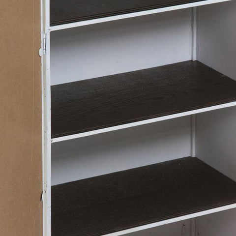 Image of Shelf with mirror by Craften Wood-Universal Store London™