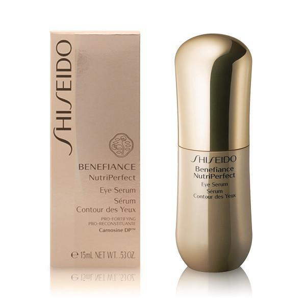 Shiseido - BENEFIANCE NUTRIPERFECT eye serum 15 ml-Universal Store London™