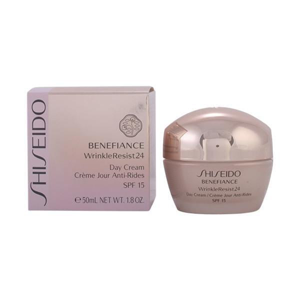 Shiseido - BENEFIANCE WRINKLE RESIST 24 day cream 50 ml-Universal Store London™