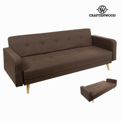 Sixty brown sofa bed by Craftenwood-Universal Store London™