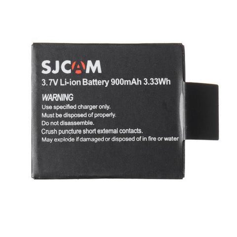 Image of SJCAM SJ6 LEGEND Action Camera Replacement Battery 3.7V 900mAh Li-ion-Universal Store London™