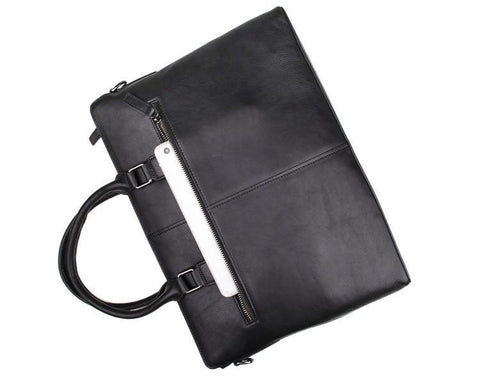 Image of Small Lombard Street Laptop Bag-Universal Store London™