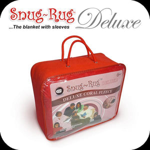 Snug Rug DELUXE ADULT - Red-Universal Store London™
