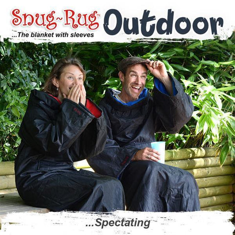 Image of Snug-Rug Outdoor Blanket - Blue-Universal Store London™