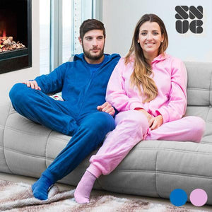 Snug Snug Sleeved Blanket Pyjama suit-Universal Store London™