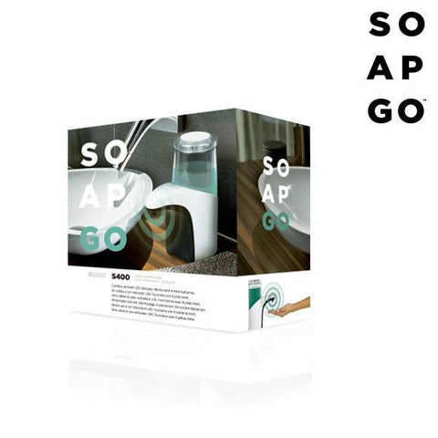 Image of Soap Go S400 Automatic Soap Dispenser-Universal Store London™