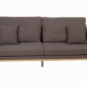 Sofa fabric covered 3 seats - Love Sixty Collection by Craften Wood