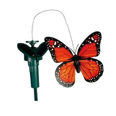 Image of Solar Butterfly for Flowerpots-Universal Store London™