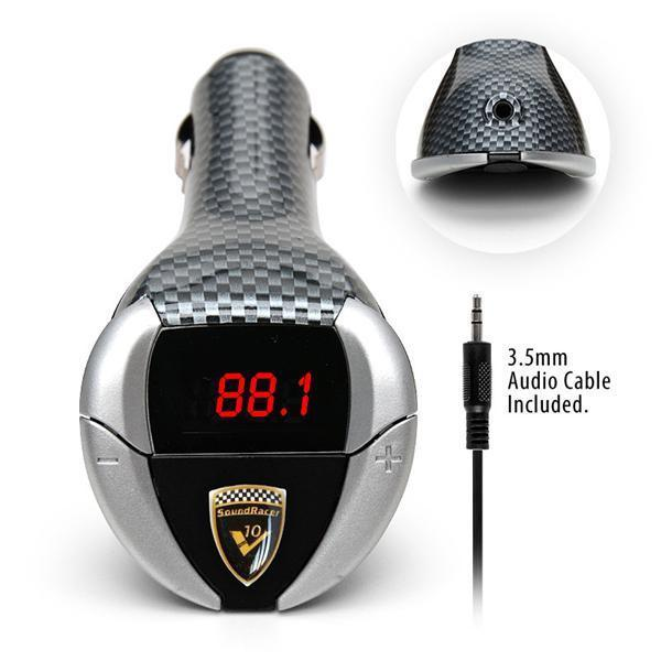 SoundRacer V10J - Lexus LFA Engine Sound Effect FM Transmitter MP3-Universal Store London™