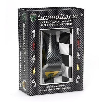 SoundRacer V8 Shelby Engine Sound Effect FM Transmitter MP3-Universal Store London™