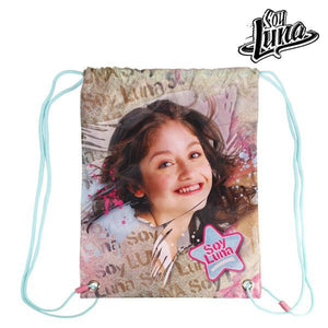 Soy Luna Drawstring Backpack (31 x 38 cm)-Universal Store London™