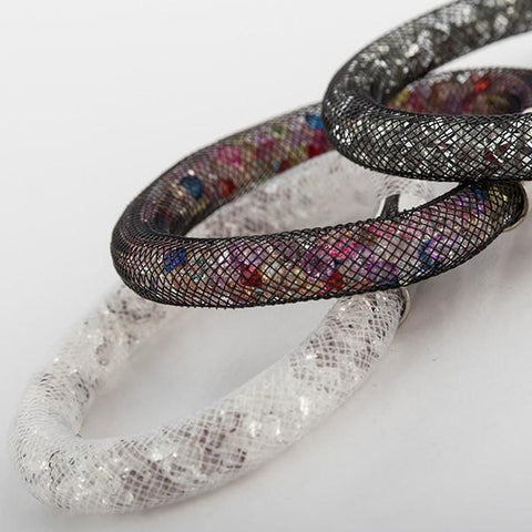 Image of Sparkly Bracelet with Magnetized Clasp-Universal Store London™