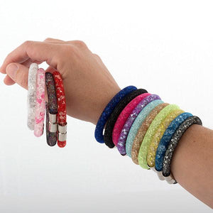 Sparkly Bracelet with Magnetized Clasp-Universal Store London™