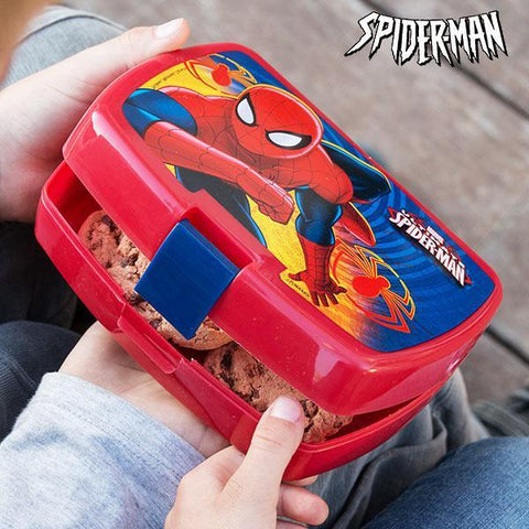 Spiderman Children's Lunch Box-Universal Store London™