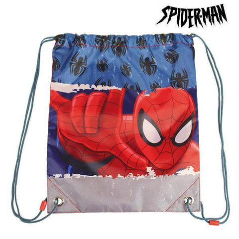 Spiderman Drawstring Backpack (31 x 38 cm)-Universal Store London™