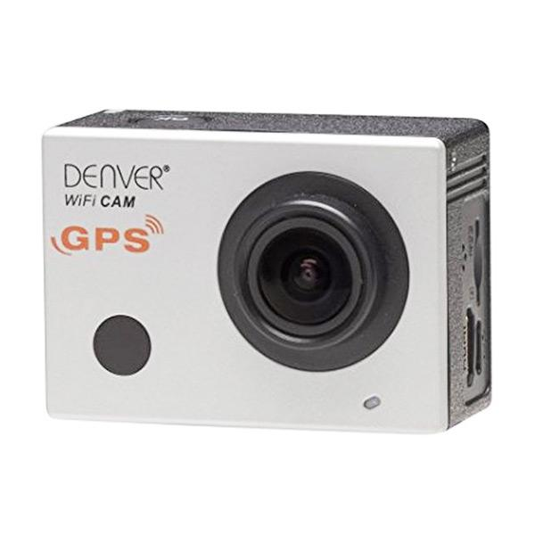 Sports Camera Denver Electronics ACG-8050W 16 Mpx FULL HD Black Silver-Universal Store London™