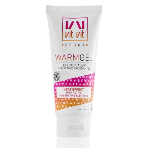 Sports Heating Effect Warm Up Gel-Universal Store London™