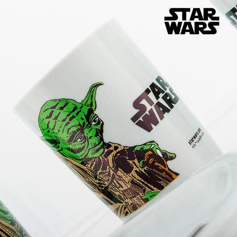Image of Star Wars Bathroom Accessories (4 pieces)-Universal Store London™